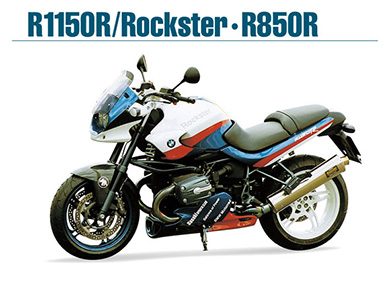 R1150R/R1150R Rockster/R850R